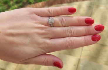 katy lou engagement ring