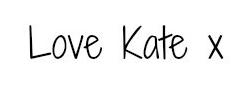 love kate x